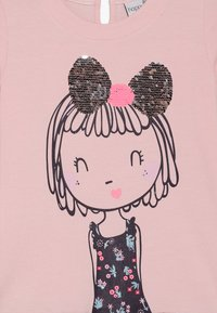 happy girls - GIRL - Žerzejové šaty - rose - 2