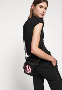 Neil Barrett - Across body bag - black - 2