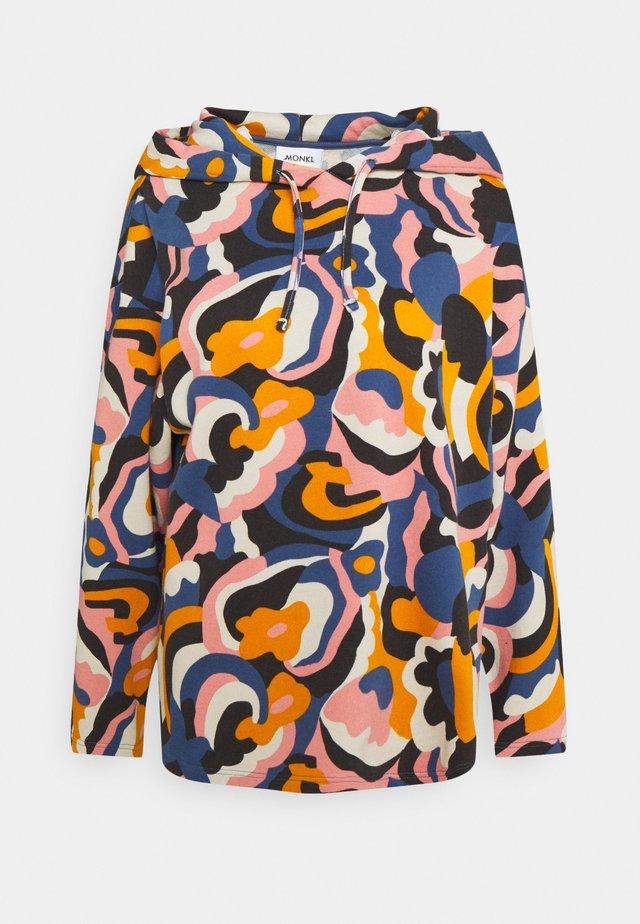 MARY HOODIE - Bluza z kapturem - multi-coloured