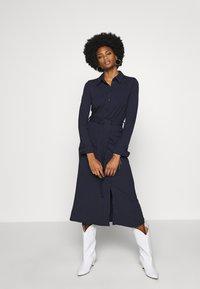 Esprit Collection - DRESS - Jersey dress - navy - 1