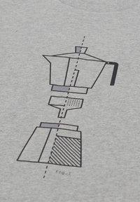 Brava Fabrics - T-shirt print - grey - 5