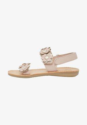 MIT MEHRLAGIGEN BLÜTEN - Sandals - rosa