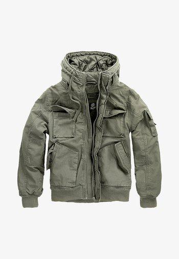 BRONX  - Light jacket - olive
