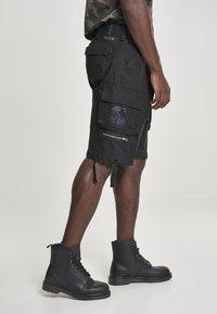 Brandit - Shorts - black - 3