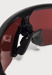Oakley - RADAR ADVANCER UNISEX - Sportbrille - polished black - 5