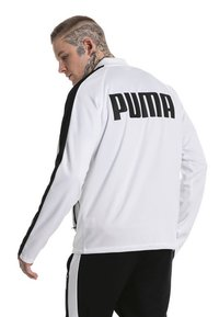 Puma - ARCHIVE SUMMER - Training jacket -  white - 2