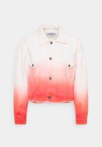 Ética - ELENA - Denim jacket - coral - 0