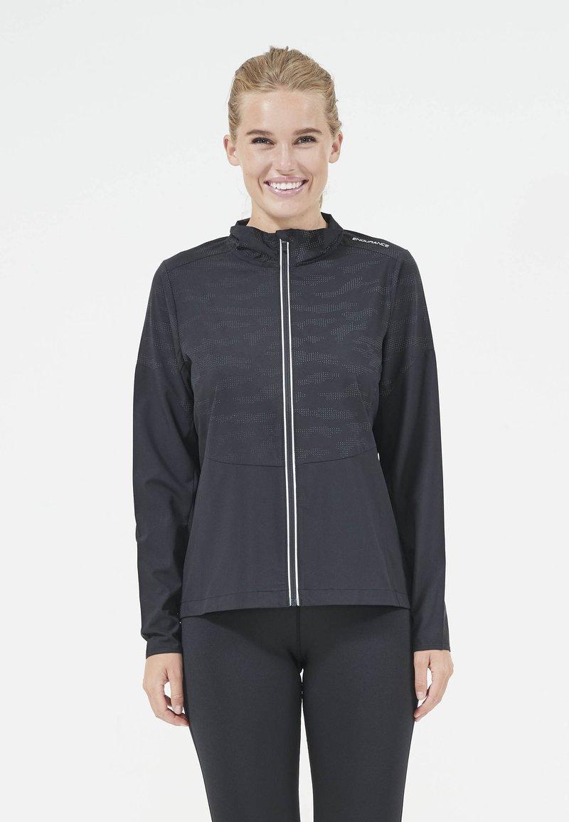 Endurance - Training jacket - 1001 black