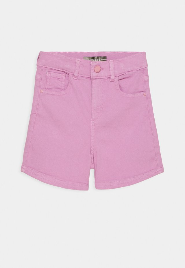 CORE JUNIOR BULL - Shorts di jeans - crystal mauve