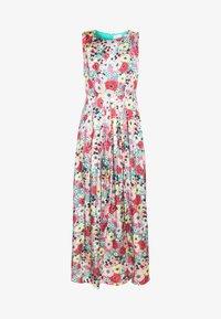 Molly Bracken - LADIES DRESS PREMIUM - Maxi dress - primroses green - 4