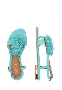 IZIA - Sandaler - turquoise - 2