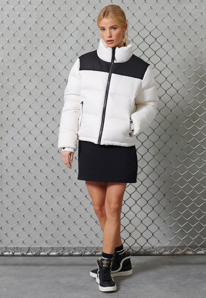 Women CODE - Down jacket