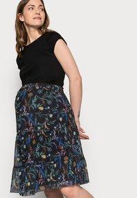 MAMALICIOUS - MLFATO SKIRT - A-line skirt - black - 3
