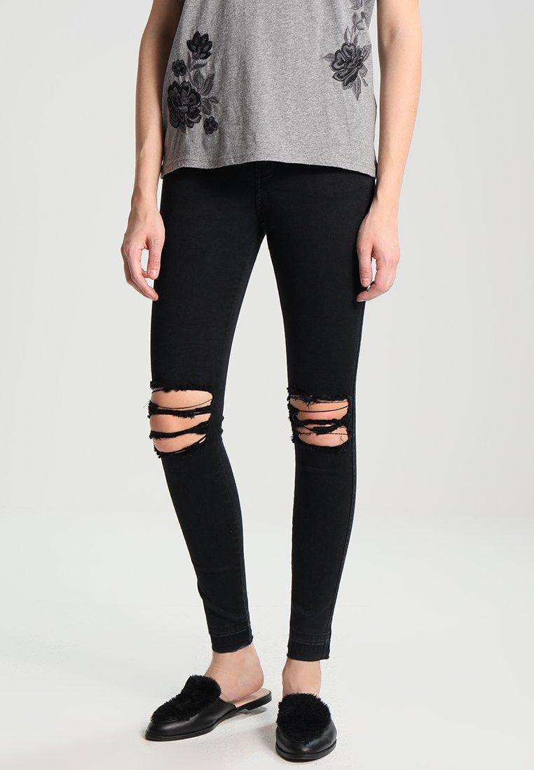 Dr.Denim - LEXY - Jeans Skinny Fit - wrecking black