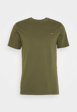 ORIGINAL TEE - Jednoduché triko - olive night