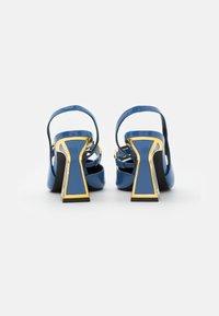 Kat Maconie - ALICE - High heels - slate - 3