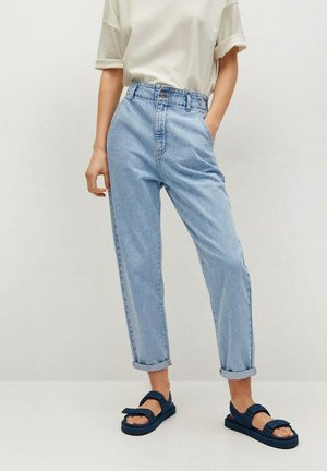 SIRA - Jeans baggy - lichtblauw