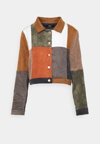 Jaded London - PATCHWORK JACKET WITH BUTTON FRONT - Summer jacket - multi - 6