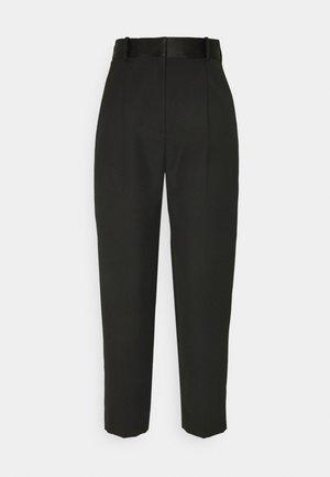 PELYA - Trousers - noir