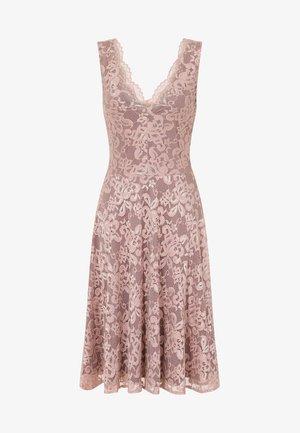 FLORAL  - Koktejlové šaty/ šaty na párty - light pink