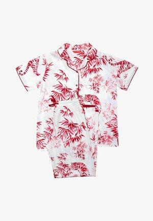 SET - Pyjama set - white tiger
