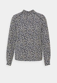 ONLY - ONLNEW MALLORY  BLOUSE - Bluser - night sky/anne ditsy - 4