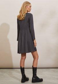 Odd Molly - JULIE - Day dress - asphalt - 3