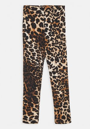 CAMPAIGN PALEO - Legging - brown