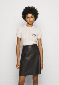 Polo Ralph Lauren - Camiseta básica - cream - 0
