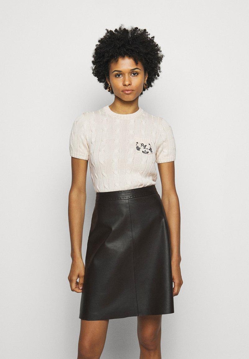 Polo Ralph Lauren - Camiseta básica - cream