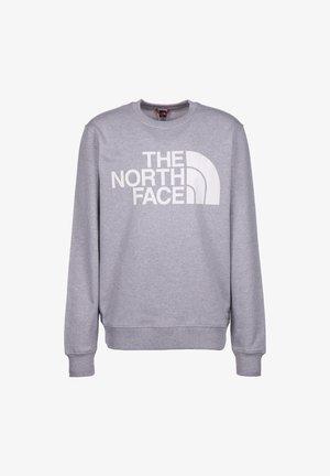 STANDARD CREW - Sweatshirt - light grey heather