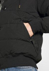 Glorious Gangsta - NAVIER - Winter jacket - black - 4