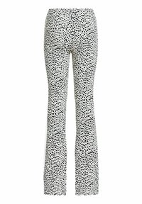 WE Fashion - Trousers - all-over print - 3