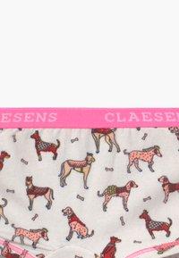 Claesen's - GIRLS 5 PACK - Briefs - pink - 3