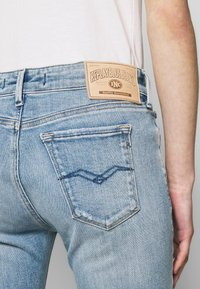 Replay - NEW LUZ - Jeans Skinny Fit - light blue - 5