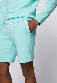 BOSS - HEADLO  - Shorts - open blue - 3