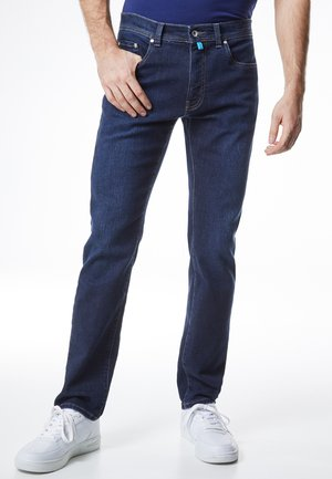FUTUREFLEX - Jeans Tapered Fit - darkblue