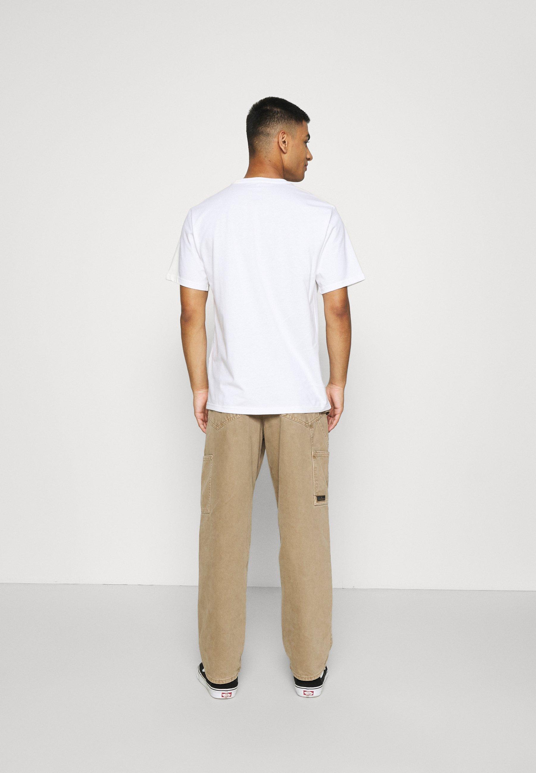 Homme CAMO FILL GRAPHIC TEE - T-shirt imprimé