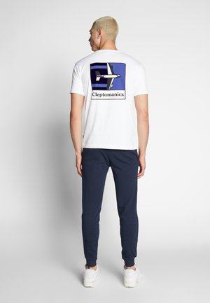 PLANE - Print T-shirt - white