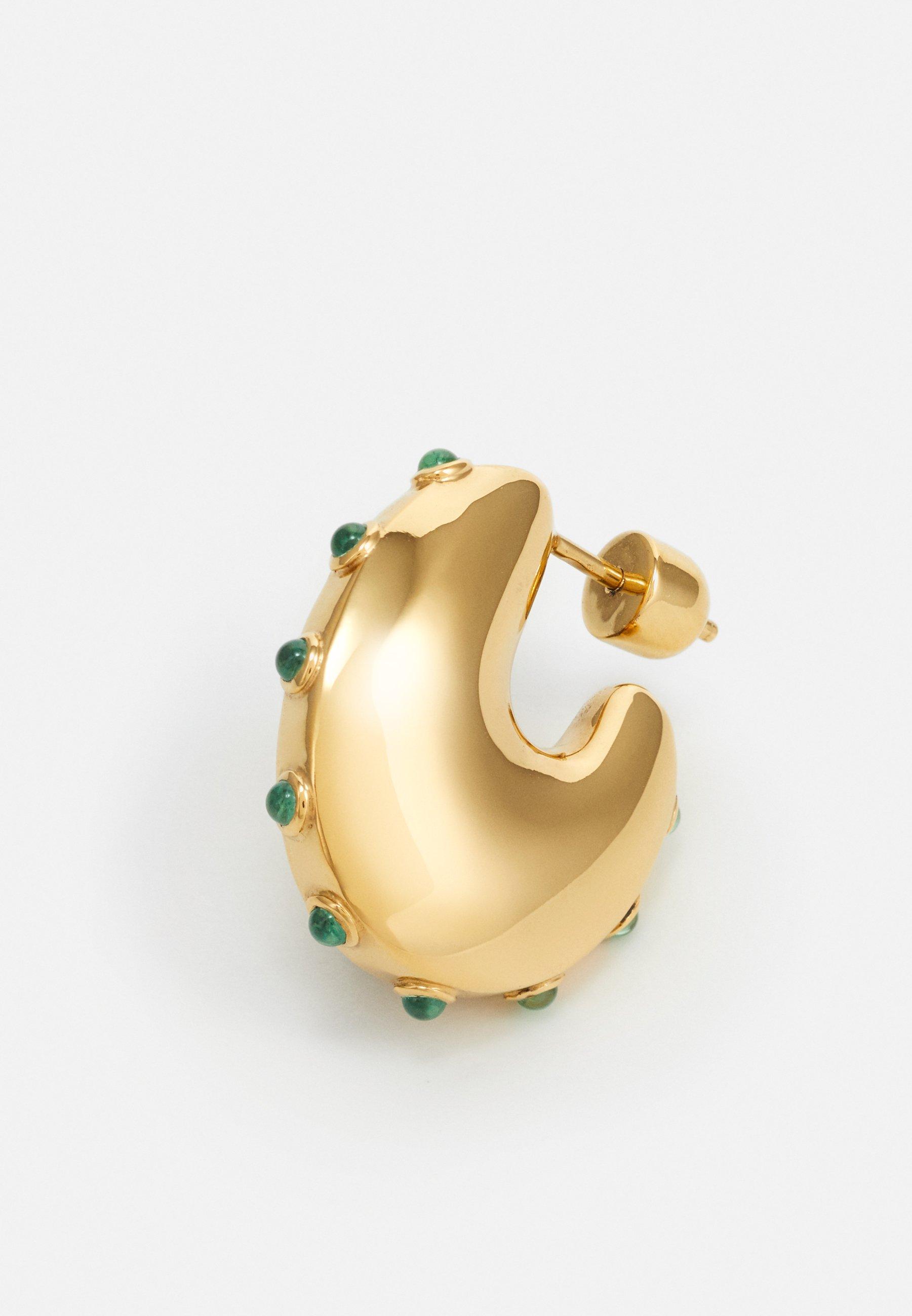 Maria Black Caramella Earring - Ohrringe Gold-coloured/gold