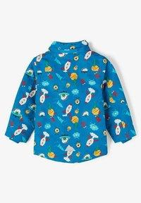 Name it - Waterproof jacket - mykonos blue - 2