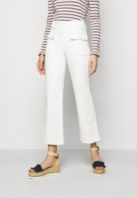 See by Chloé - Široké džíny - brilliant white - 0