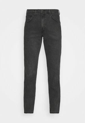 GREENSBORO - Straight leg jeans - blackstrap