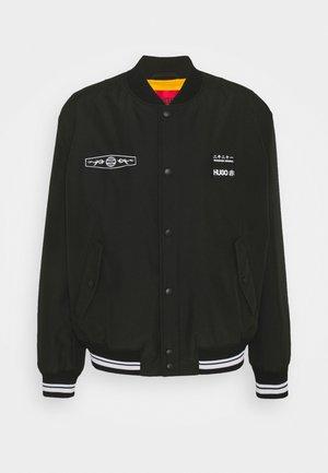 BESTI - Bomber Jacket - black