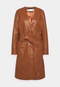 InWear - JERICA COAT - Classic coat - golden sunset - 0