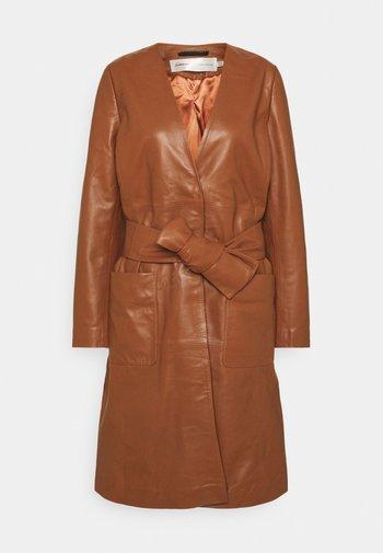 JERICA COAT - Classic coat - golden sunset