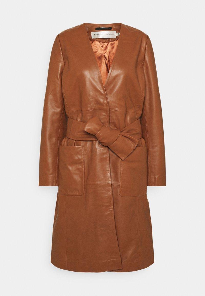 InWear - JERICA COAT - Classic coat - golden sunset