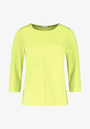3/4 ARM - Long sleeved top - lime
