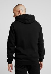 Glorious Gangsta - GALIS UTILITY HOOODIE - Zip-up hoodie - black - 2