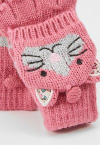 JoJo Maman Bébé - CAT GLOVES - Handsker - pink - 4